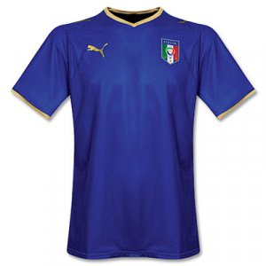 Italy's home jersey