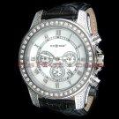 Ice Time Iceberg Diamond Watch 2.50 ctw. White MOP