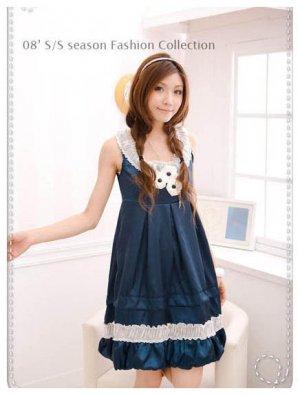 Flower Bubble Dress