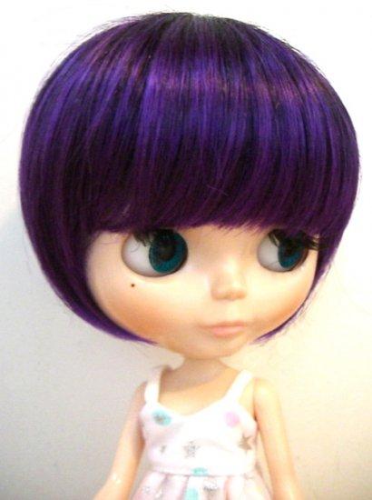 Purple Bob Wig (A01T-Purple)
