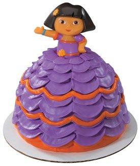 Dora the Explorer Mini Petite Cake Topper Supply