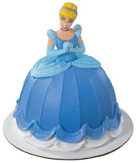 Cinderella Petite Cake Topper Cake Supplies