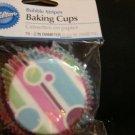 Wilton Bubble Stripes Cupcake Baking Liners