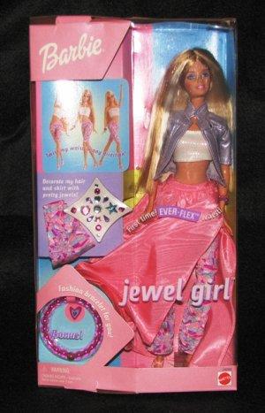 Barbie Jewel Girl In Box