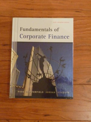 USED - Fundamentals of Corporate Finance