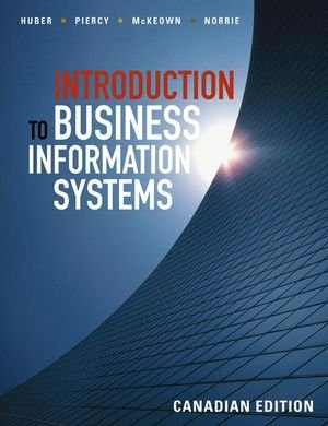NEW - Introduction to Business Information Systems