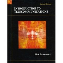 NEW - Introduction to Telecommunications