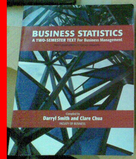 USED - Business Statistics