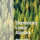 NEW - Elementary Linear Algebra