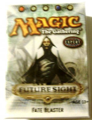 red green Magic The Gathering Fate Blaster Future Sight MTG Theme Deck
