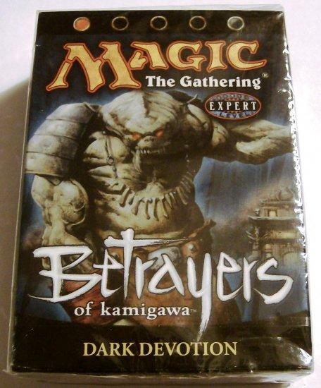 Dark Devotion Betrayers of Kamigawa Theme Decks