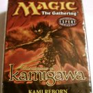 Magic the Gathering Kami Reborn Champions of Kamigawa MTG green black Theme Deck