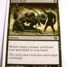 Raise Dead 157/350 common black 8th edition mtg single