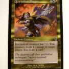 Quicksilver Dagger 118/143 Gold Island and Mountain Common Apocalypse card