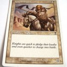 Knight Errant 24/350 white knight 7th edition card