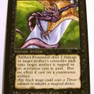 Artifact Possession mtg black common Antiquities card