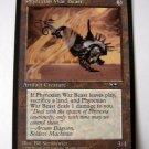 Phyrexian War Beast (version 1) common artifact alliances mtg card