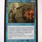 Volrath's Curse enchant creature blue tempest card