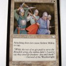 Ardent Militia common Summon Soldiers weatherlight white card