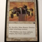 Mine Bearer Common white Prophecy card 16/143
