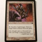 Lightbringer 11/143 white Nemesis creature rebel card