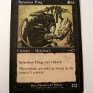 Spineless Thug 71/143 Black mercenary nemesis card