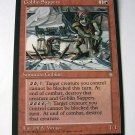 Goblin Sappers red ice age summon goblins mtg card