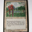 Serra Aviary Homelands Uncommon enchant world white card