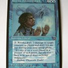 Reveka, Wizard Savant uncommon summon legend blue mtg Homelands card