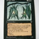 Sengir Bats (version 2) black summon bats Homelands mtg card