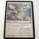 Hundred-Talon Strike 8/165 white common Betrayers card