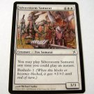 Silverstorm Samurai 22/165 white Betrayers common card