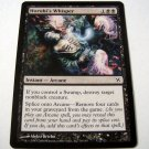 Horobi's Whisper 70/165 black Betrayers common card
