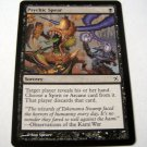 Psychic Spear 78/165 black Betrayers common card
