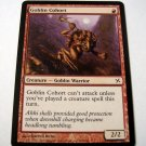 Goblin Cohort 106/165 red Betrayers common card