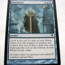 Machinate 24/165 blue common Dark Steel card