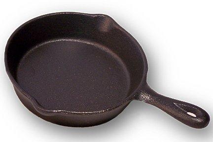 Cast Iron Spoon Rest Skillet