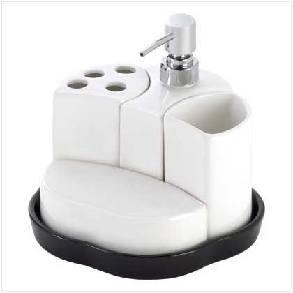 5-in-1 Bath Necessities Set