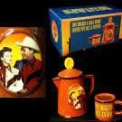 Roy Rogers & Dale Evans Salt & Pepper Shakers