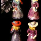 Victorian Ladies Salt & Pepper Shakers