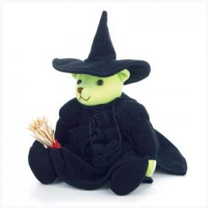 WICKED WITCH CUDDLE BEAR