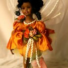 Sunland Traditions Doll Orange Fairy