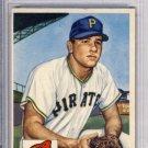 1953 Topps Vic Janowicz #222 PSA 6 SP