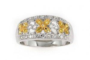 1.75ct BRILLIANT CUT SIMULATED DIAMOND ENGAGEMENT WEDDING RING