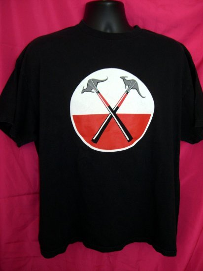 SOLD! Rare The AUSTRALIAN PINK FLOYD SHOW Large / XL T-Shirt 2005