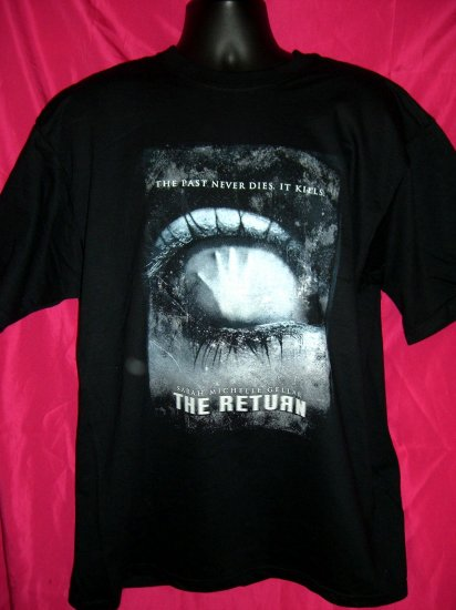 Movie Promo XL T-Shirt THE RETURN Sarah Michelle Geller