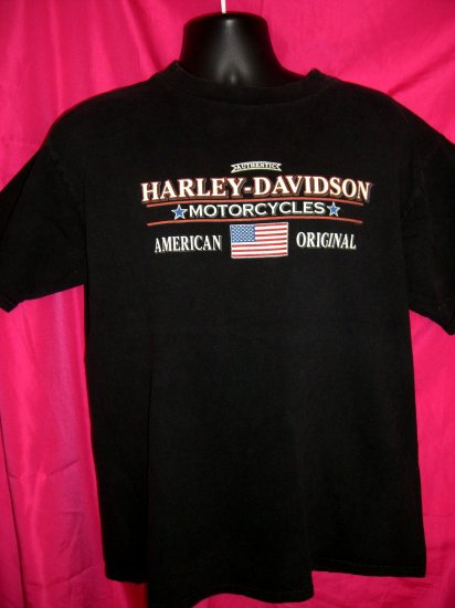 Harley Davidson Large XL T-Shirt 1999 DEAL ! Milwaukee Wisconsin