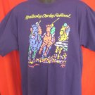 Vintage 1993 Kentucky Derby Festival XL T-Shirt Purple