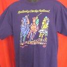 Vintage 1993 Kentucky Derby Festival XL T-Shirt Purple