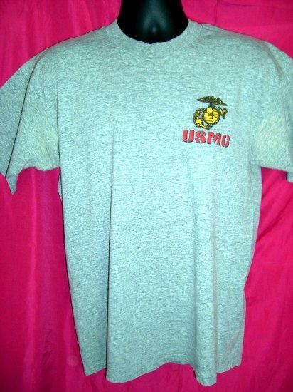 SOLD! Rare Funny USMC Medium / Large T-Shirt United States Marine Corps